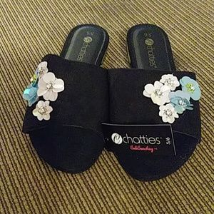 Womens Chatties Sandals